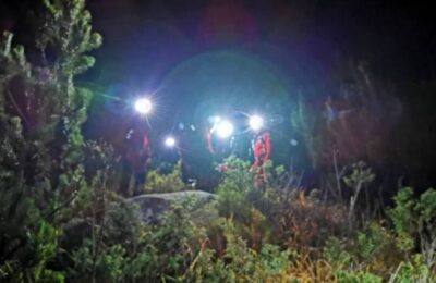 Salvamontisti noaptea foto salvamont hunedoara